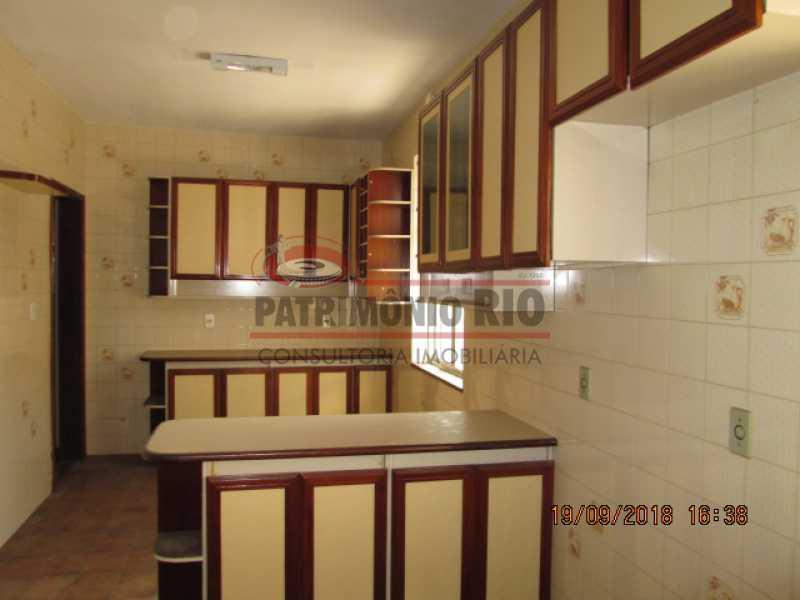 IMG_7012 - Espetacular casa duplex, condomínio fechado em Vista Alegre. - PACN30035 - 21