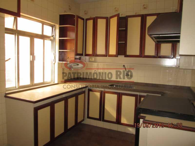 IMG_7014 - Espetacular casa duplex, condomínio fechado em Vista Alegre. - PACN30035 - 22