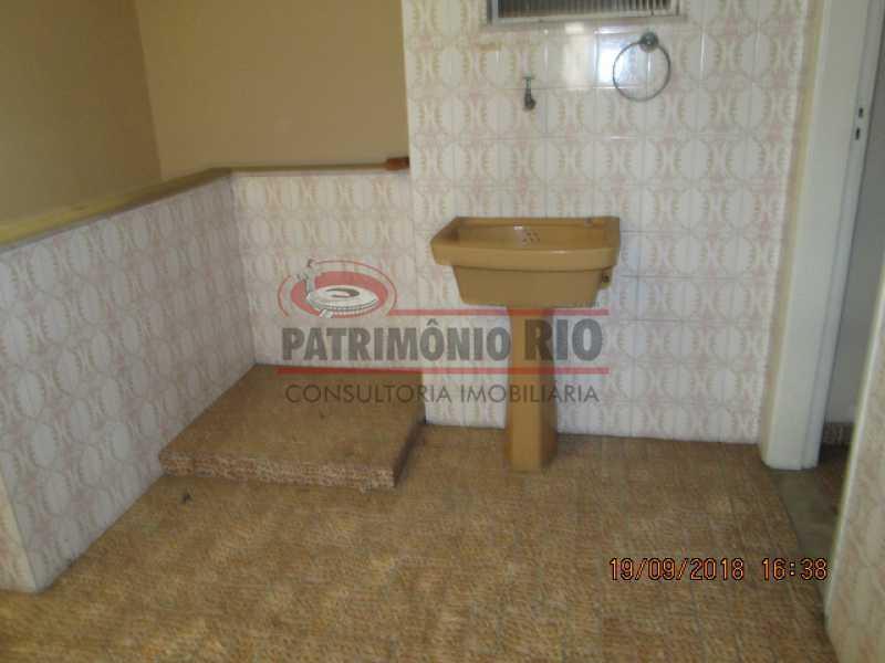 IMG_7016 - Espetacular casa duplex, condomínio fechado em Vista Alegre. - PACN30035 - 27