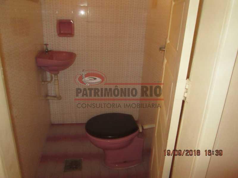 IMG_7017 - Espetacular casa duplex, condomínio fechado em Vista Alegre. - PACN30035 - 28