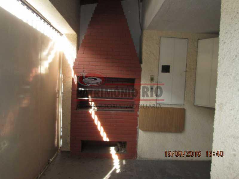 IMG_7020 - Espetacular casa duplex, condomínio fechado em Vista Alegre. - PACN30035 - 30