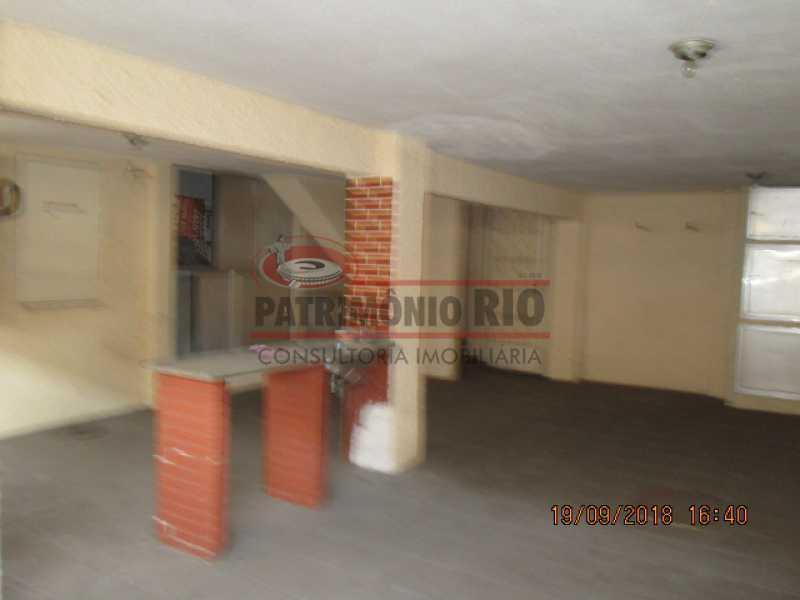 IMG_7021 - Espetacular casa duplex, condomínio fechado em Vista Alegre. - PACN30035 - 31