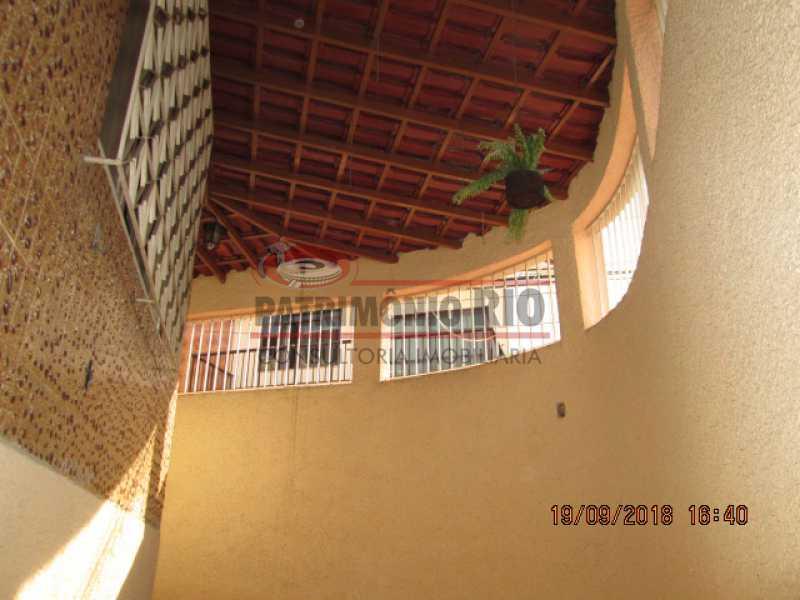 IMG_7023 - Espetacular casa duplex, condomínio fechado em Vista Alegre. - PACN30035 - 5