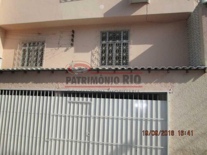 IMG_7025 - Espetacular casa duplex, condomínio fechado em Vista Alegre. - PACN30035 - 4