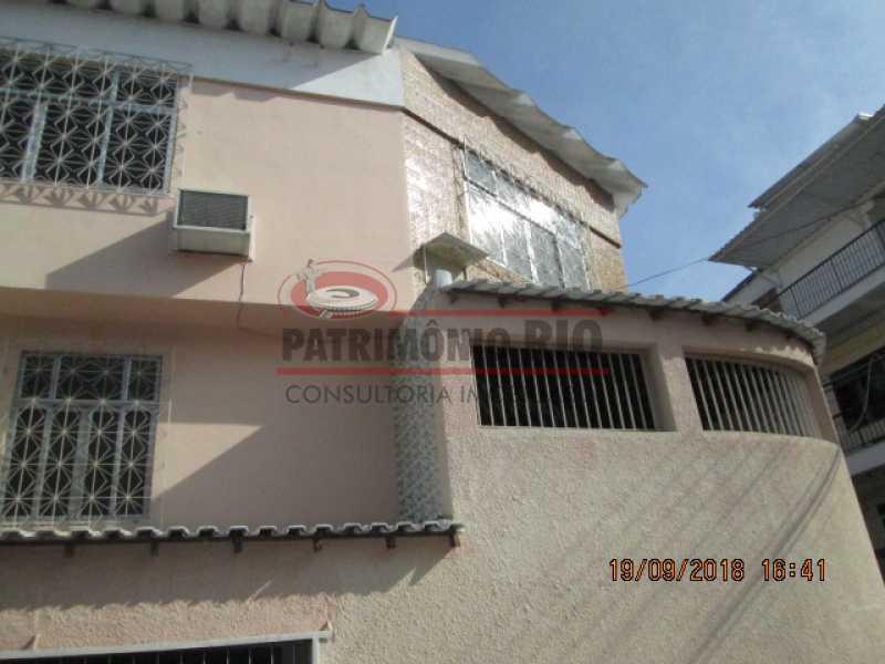 IMG_7026 - Espetacular casa duplex, condomínio fechado em Vista Alegre. - PACN30035 - 3