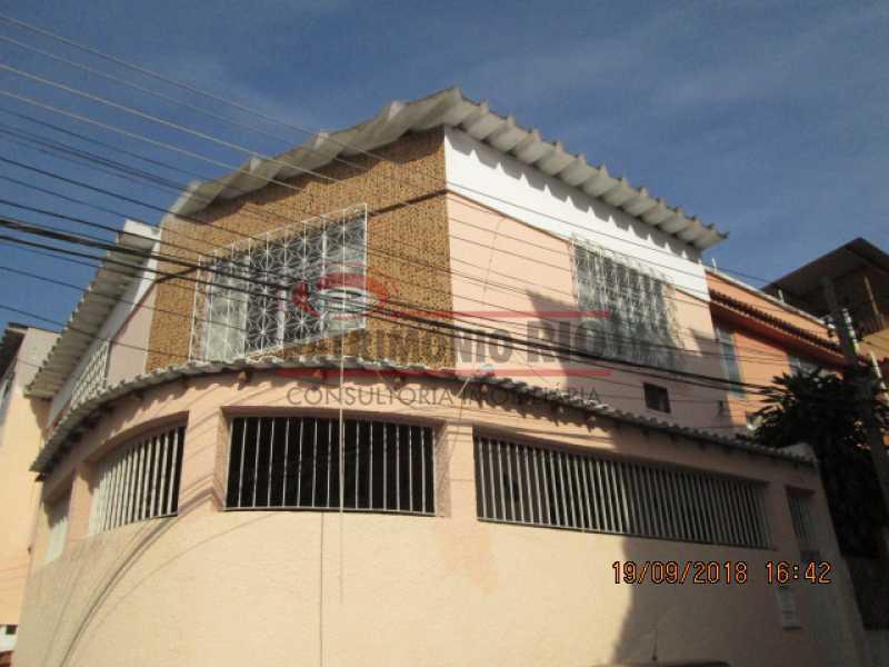 IMG_7027 - Espetacular casa duplex, condomínio fechado em Vista Alegre. - PACN30035 - 1