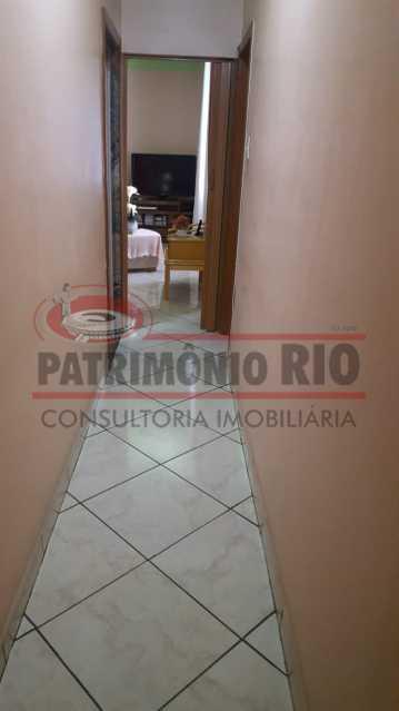 and 18 - Apartamento 2 quartos à venda Vista Alegre, Rio de Janeiro - R$ 350.000 - PAAP22544 - 22