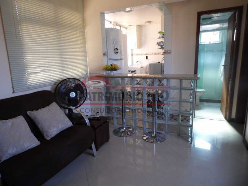 03 - Apartamento 1 quarto à venda Engenho da Rainha, Rio de Janeiro - R$ 155.000 - PAAP10310 - 4
