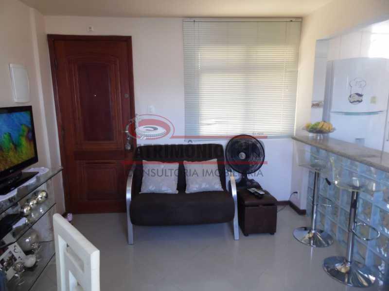 05 - Apartamento 1 quarto à venda Engenho da Rainha, Rio de Janeiro - R$ 155.000 - PAAP10310 - 6