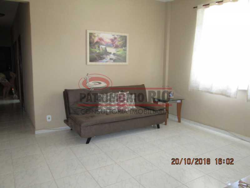 IMG_7220 - Apartamento 3quartos com vaga de garagem Vista Alegre - PAAP30681 - 7