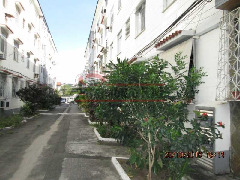 IMG_7247 - Apartamento 3quartos com vaga de garagem Vista Alegre - PAAP30681 - 3