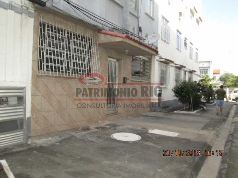 IMG_7251 - Apartamento 3quartos com vaga de garagem Vista Alegre - PAAP30681 - 1