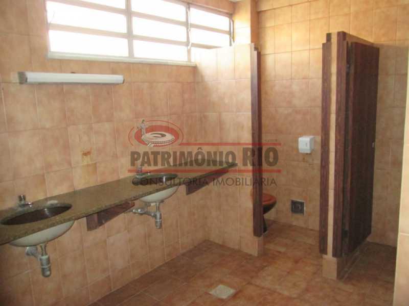 15 - Excelente Prédio Comercial Bento Ribeiro - PAPR00009 - 16