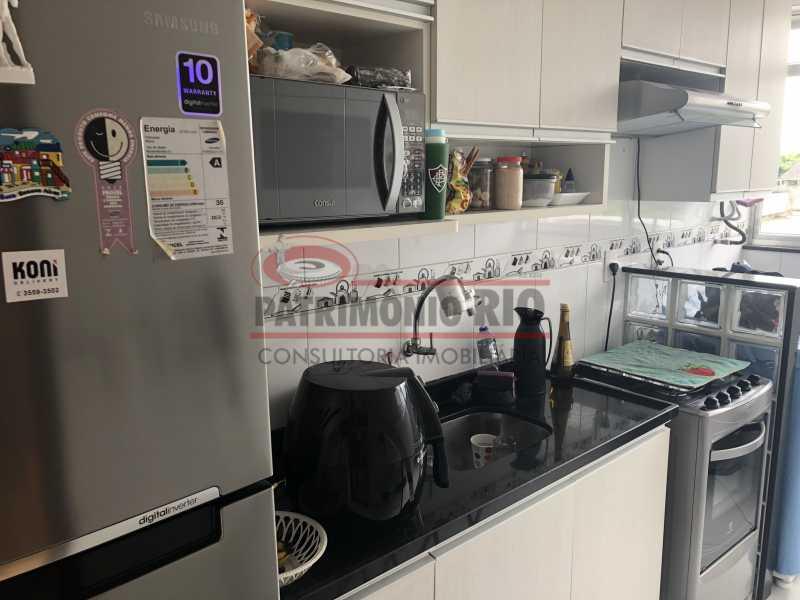 IMG_3314 - Apartamento 2qtos Cascadura - PAAP22610 - 5