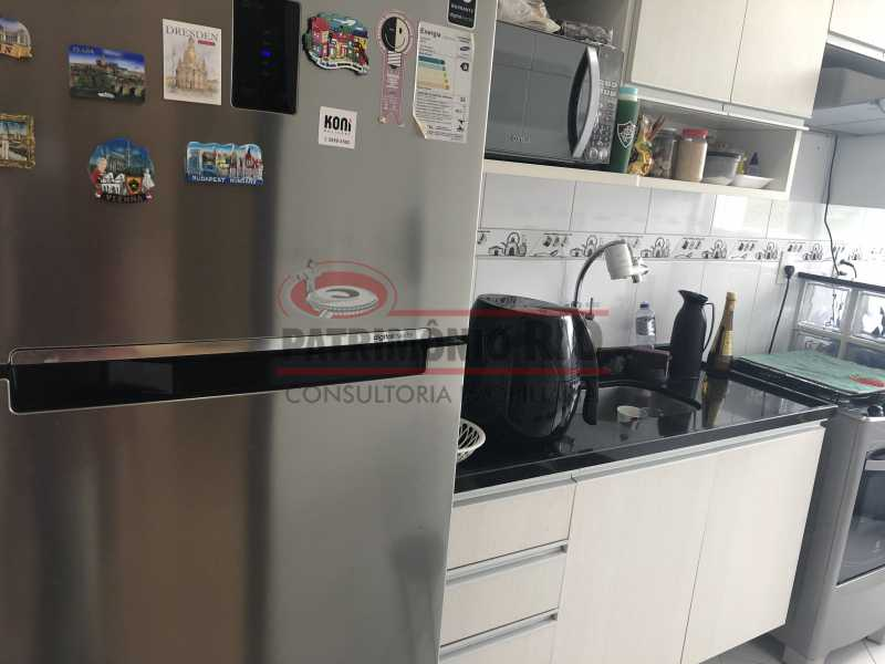 IMG_3320 - Apartamento 2qtos Cascadura - PAAP22610 - 10