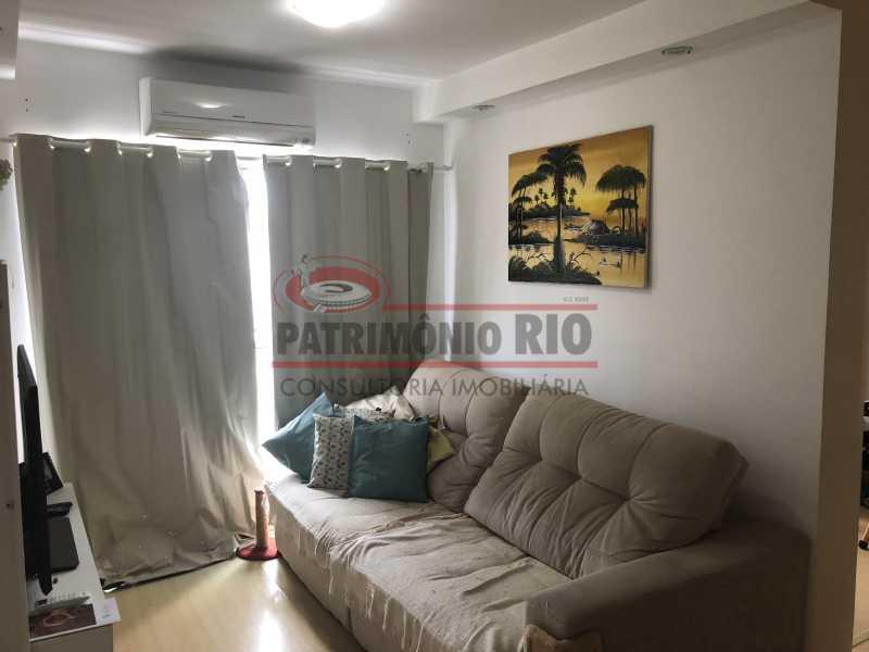 IMG_3322 - Apartamento 2qtos Cascadura - PAAP22610 - 12