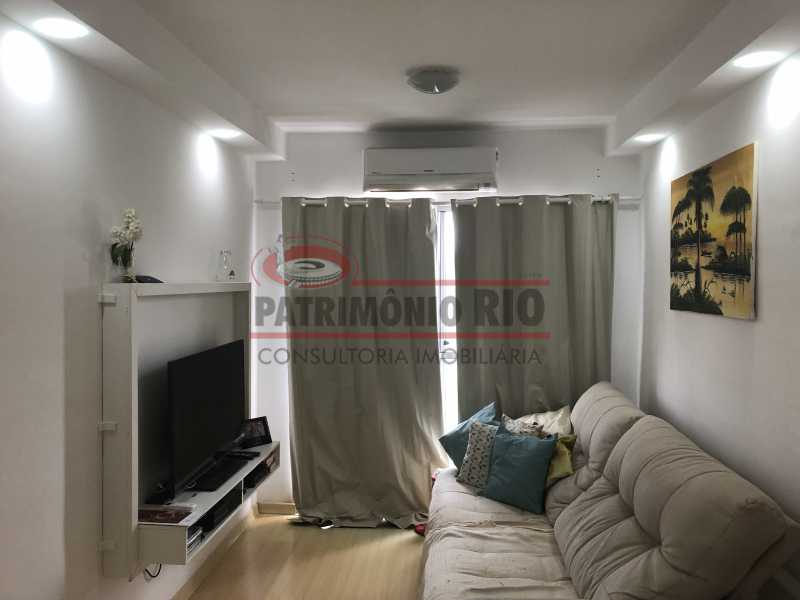 IMG_3329 - Apartamento 2qtos Cascadura - PAAP22610 - 4
