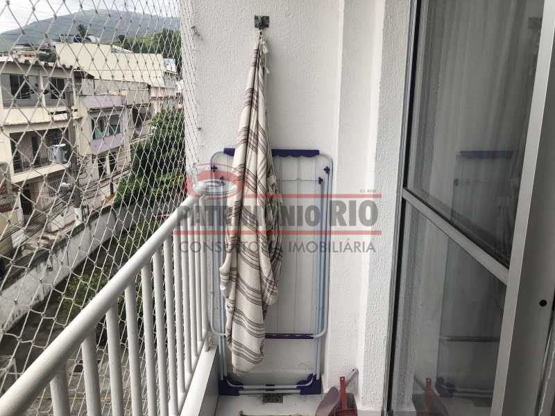 IMG_3330 - Apartamento 2qtos Cascadura - PAAP22610 - 16