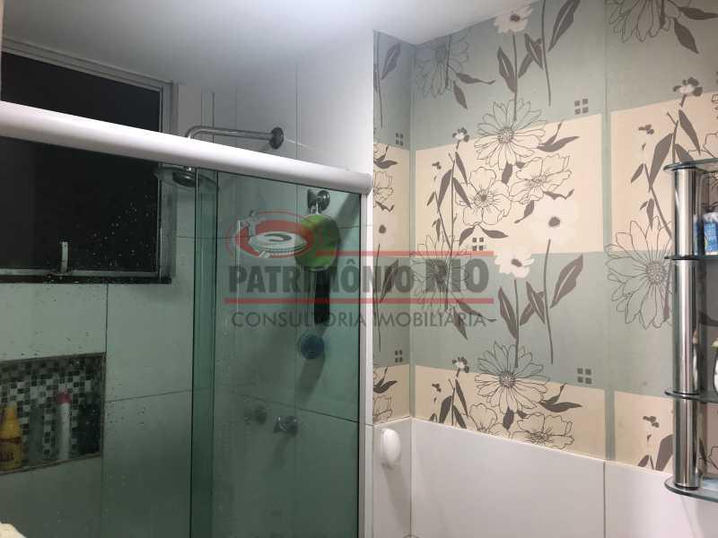 IMG_3339 - Apartamento 2qtos Cascadura - PAAP22610 - 23