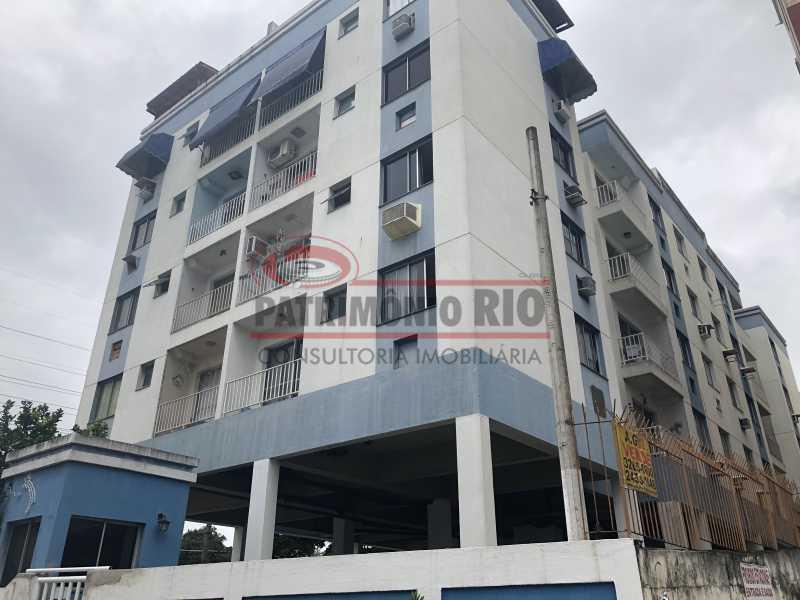 IMG_3352 - Apartamento 2qtos Cascadura - PAAP22610 - 1