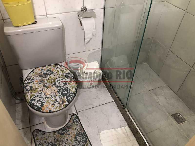 IMG_3256 - Casa com terreno 300M² no Coração da Vila da Penha - PACA30358 - 7
