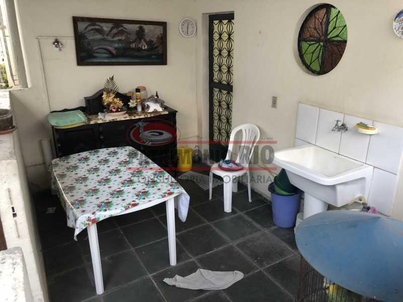 IMG_3293 - Casa com terreno 300M² no Coração da Vila da Penha - PACA30358 - 26