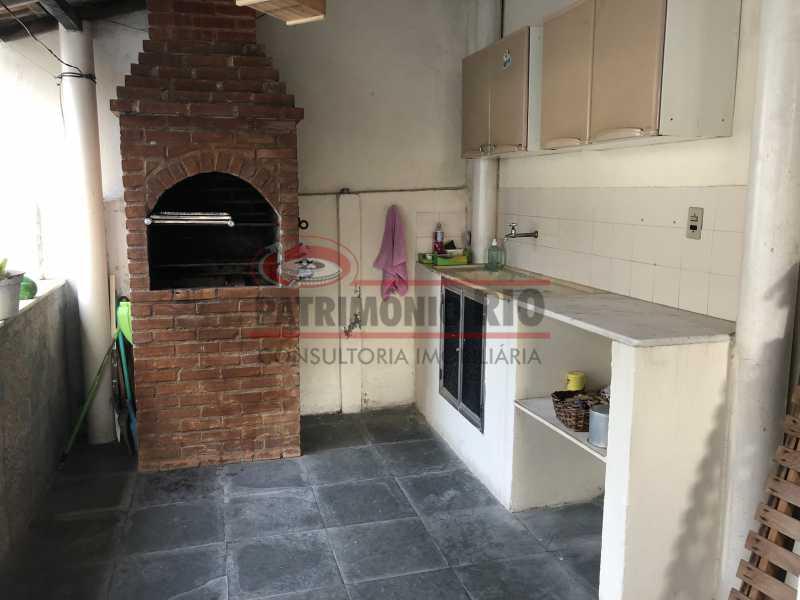 IMG_3296 - Casa com terreno 300M² no Coração da Vila da Penha - PACA30358 - 27