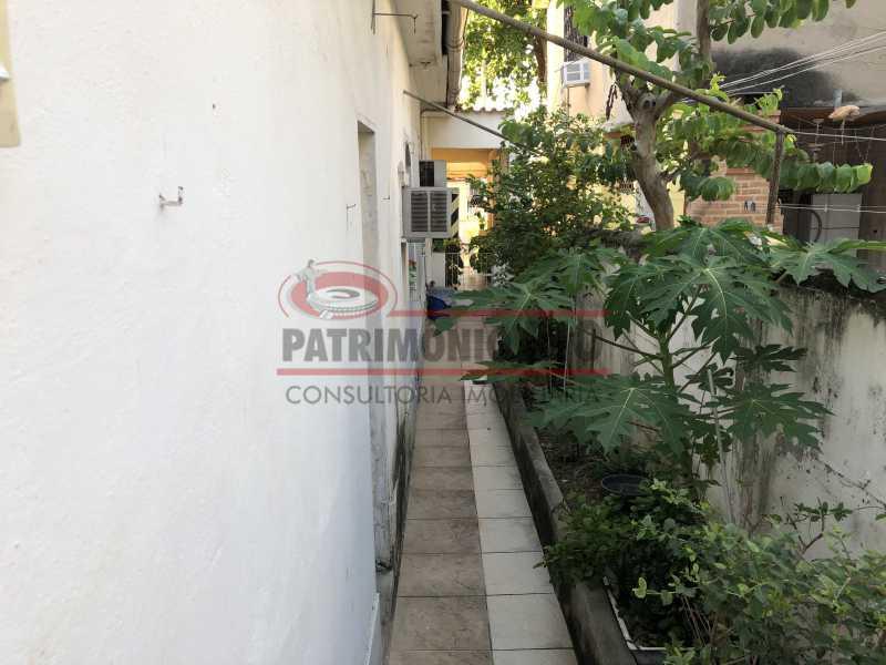 IMG_3297 - Casa com terreno 300M² no Coração da Vila da Penha - PACA30358 - 28