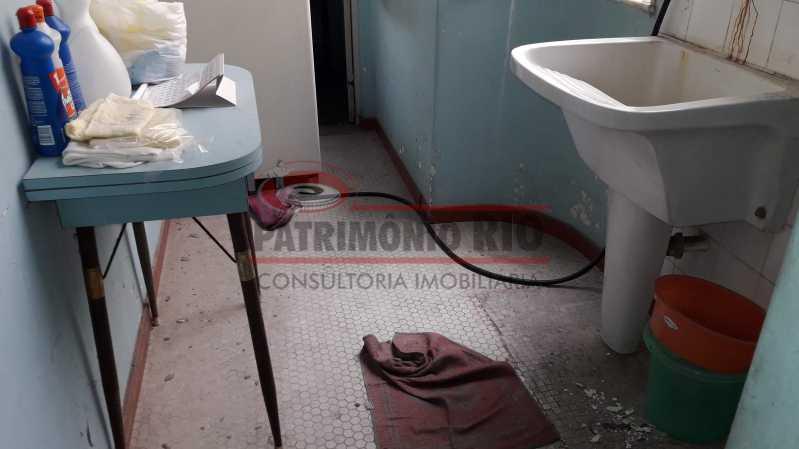 tIJUCA 5 - Apartamento 2qtos Tijuca (Conde de Bonfim) - PAAP22625 - 25