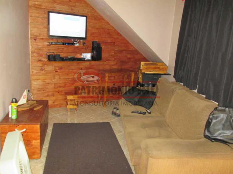 02 - Apartamento Tipo Casa 2qtos em Vista Alegre - PAAP22626 - 3