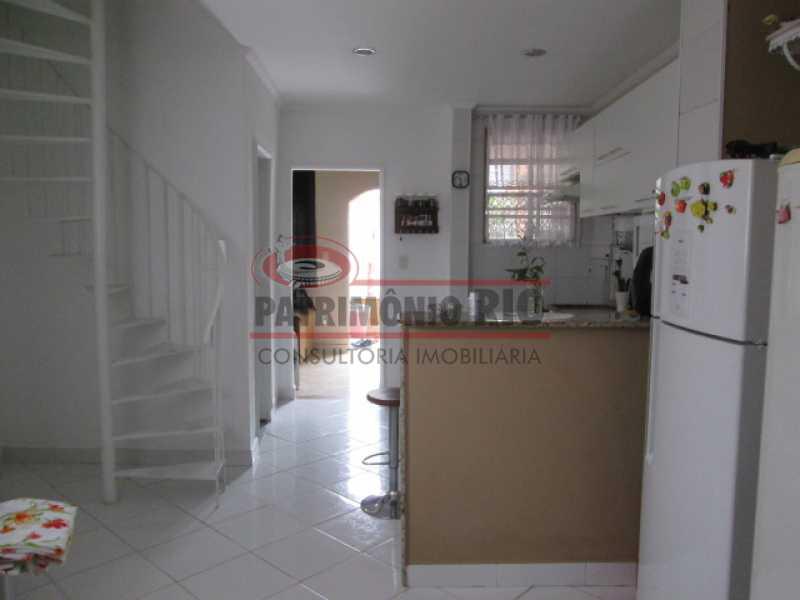 08 - Apartamento Tipo Casa 2qtos em Vista Alegre - PAAP22626 - 9