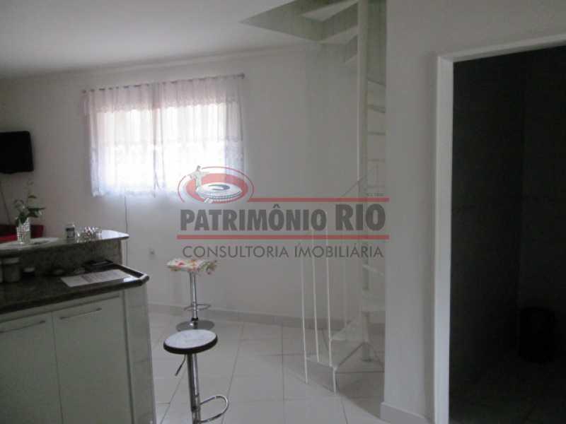 10 - Apartamento Tipo Casa 2qtos em Vista Alegre - PAAP22626 - 11