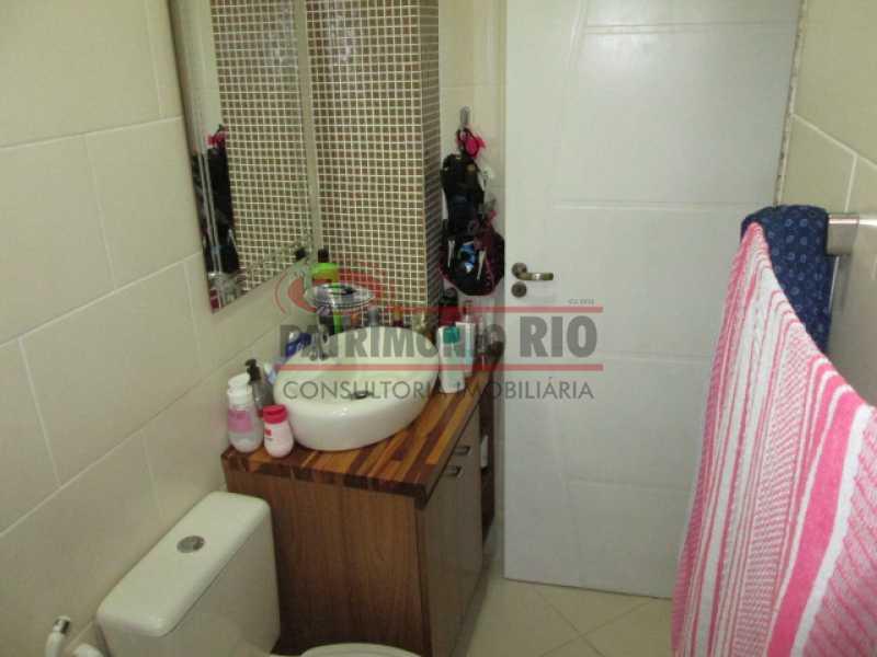 20 - Apartamento Tipo Casa 2qtos em Vista Alegre - PAAP22626 - 21