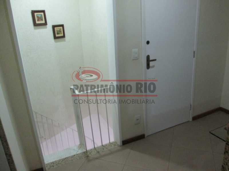 24 - Apartamento Tipo Casa 2qtos em Vista Alegre - PAAP22626 - 25