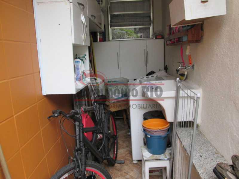 30 - Apartamento Tipo Casa 2qtos em Vista Alegre - PAAP22626 - 31