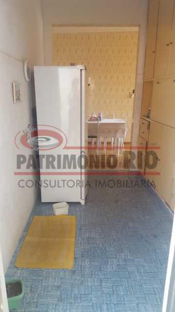 FL 1 - Apartamento tipo casa em condomínio fechado. - PAAP22637 - 9