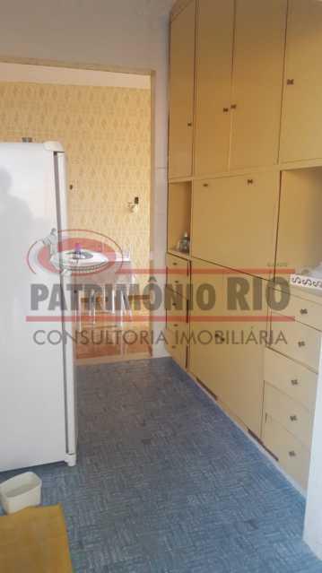 FL 2 - Apartamento tipo casa em condomínio fechado. - PAAP22637 - 8