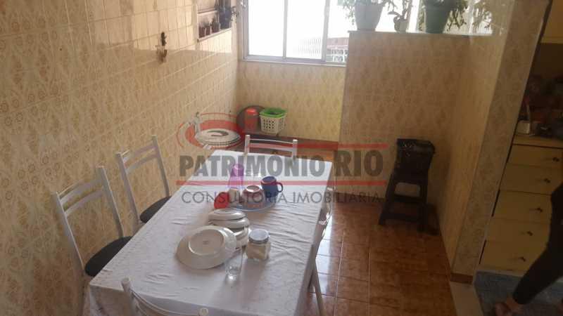 FL 4 - Apartamento tipo casa em condomínio fechado. - PAAP22637 - 7