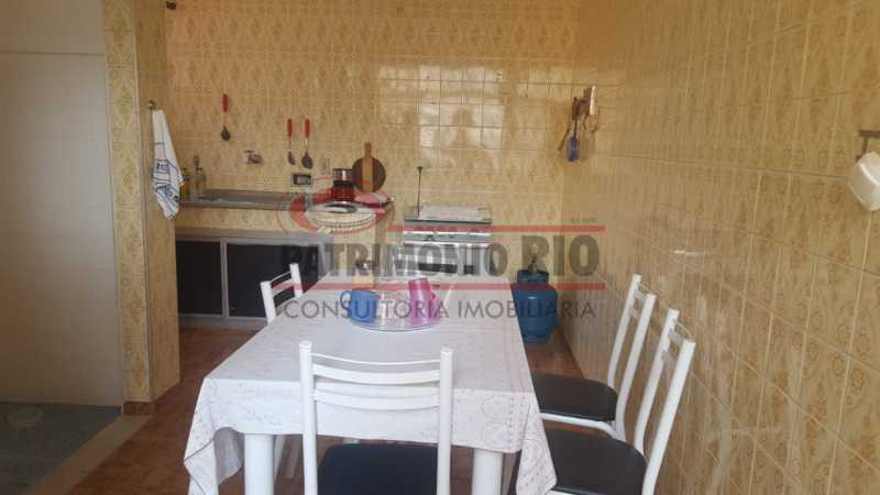 FL 7 - Apartamento tipo casa em condomínio fechado. - PAAP22637 - 12