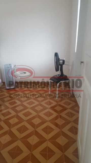 FL 11 - Apartamento tipo casa em condomínio fechado. - PAAP22637 - 16