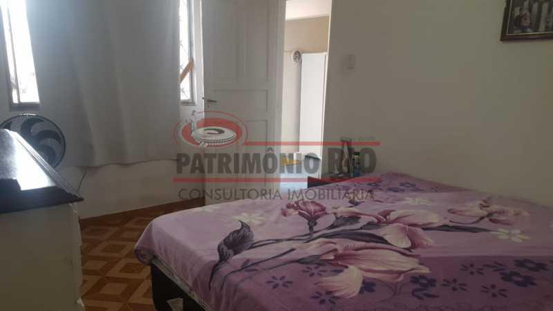 FL 15 - Apartamento tipo casa em condomínio fechado. - PAAP22637 - 19