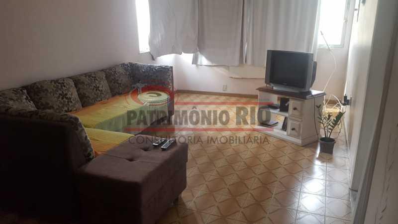 FL 18 - Apartamento tipo casa em condomínio fechado. - PAAP22637 - 4