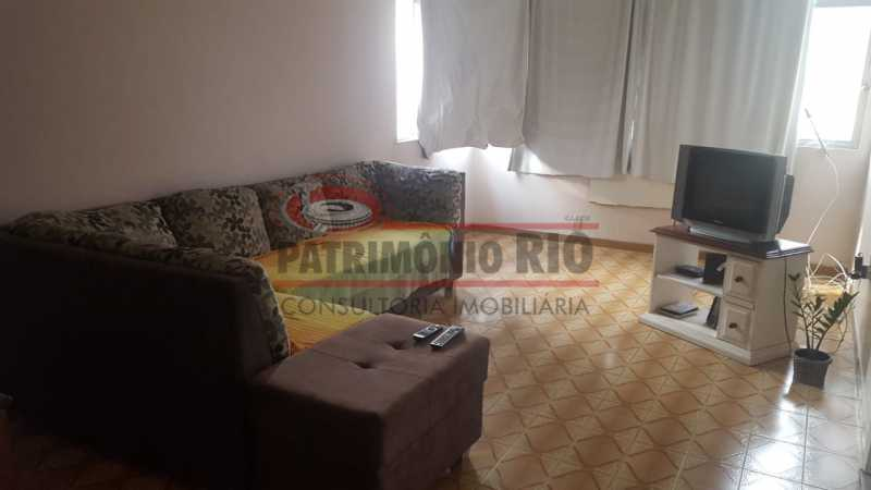 FL 19 - Apartamento tipo casa em condomínio fechado. - PAAP22637 - 1