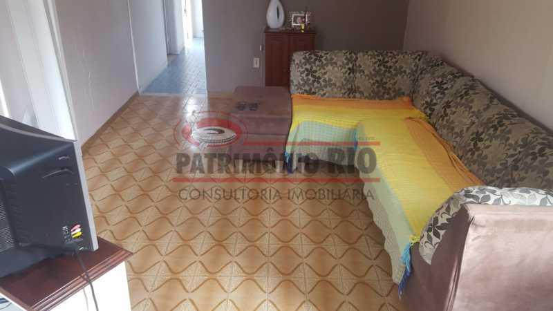 FL 20 - Apartamento tipo casa em condomínio fechado. - PAAP22637 - 3