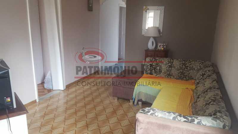 FL 22 - Apartamento tipo casa em condomínio fechado. - PAAP22637 - 5