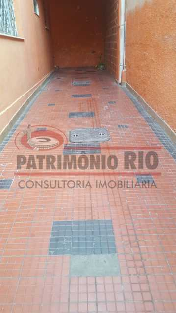 FL 29 - Apartamento tipo casa em condomínio fechado. - PAAP22637 - 27