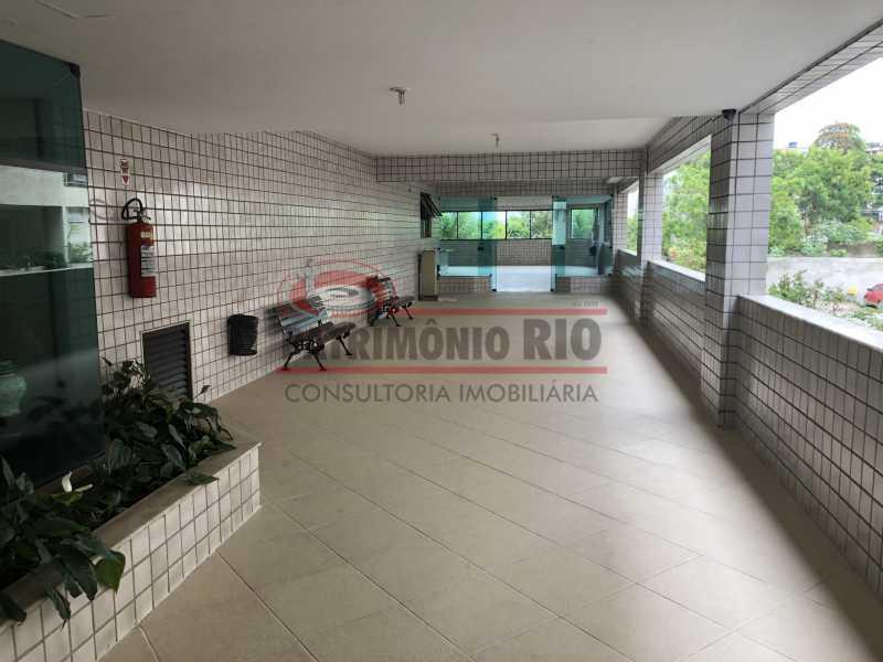 IMG_3490 - Oportunidade Apartamento 2quartos juntinho Prezunic - PAAP22639 - 28