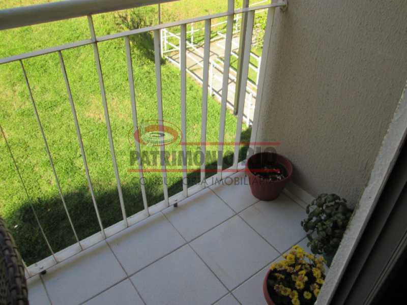 IMG_7711 - Ótimo apartamento 3qtos - Inhaúma - PAAP30696 - 10