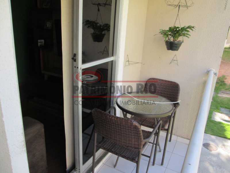 IMG_7713 - Ótimo apartamento 3qtos - Inhaúma - PAAP30696 - 13
