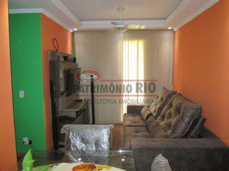 IMG_7728 - Ótimo apartamento 3qtos - Inhaúma - PAAP30696 - 3